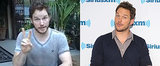 Chris Pratt Trades Ice Water For Liquor, But There's a Surprising Catch