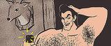 NSFW: Disney Princes Go Full-Frontal