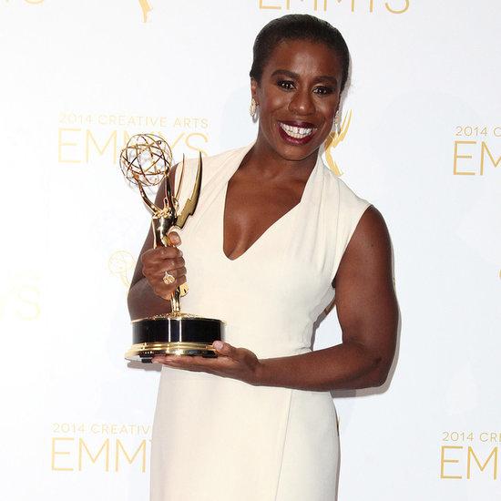 Uzo Aduba at the Emmys 2014 | Video