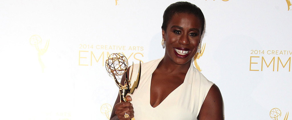 Is This Uzo Aduba's Most Stylish Look Ever?