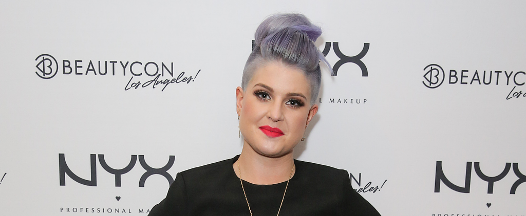 Kelly Osbourne's Corseted Coif Will Make You Want to Shave Your Head