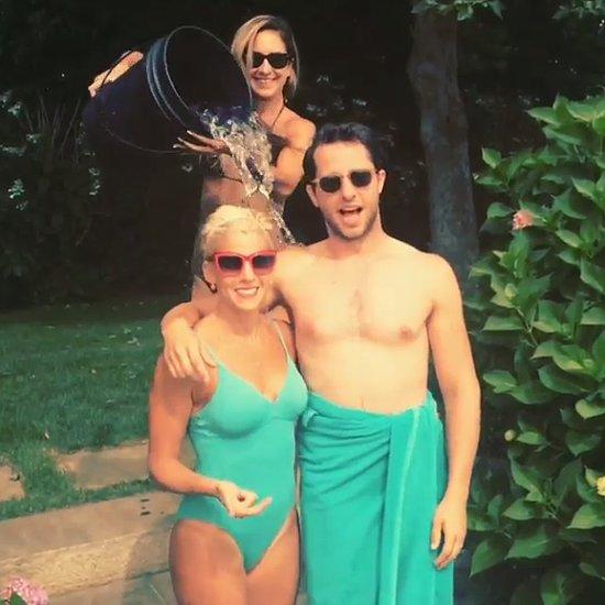 Famous Models And Celebrities Doing ALS Ice Bucket Challenge