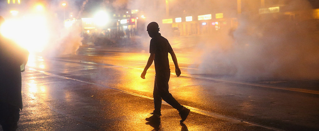 10 Powerful Images From Ferguson, MO