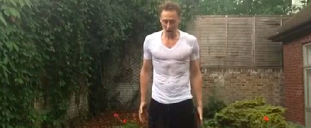 Tom Hiddleston Does Ice Bucket Challenge, Nominates Benedict Cumberbatch