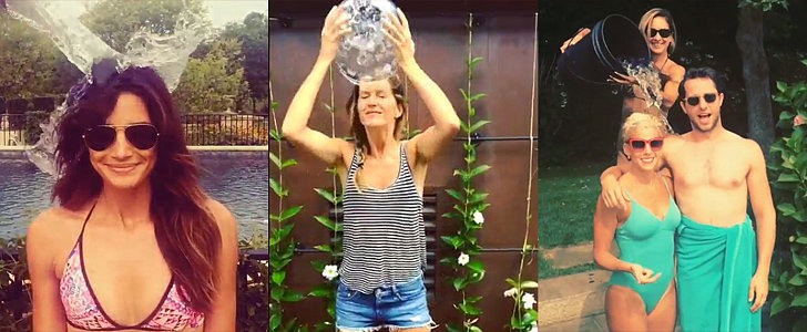When Anna Wintour Takes On the Ice Bucket Challenge, You Know It's in Vogue