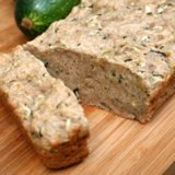 Healthy Zucchini Bread | Vegan