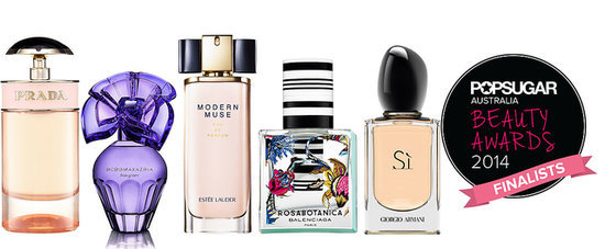 POPSUGAR Australia Beauty Awards 2014: Vote For the Best Women's Scent