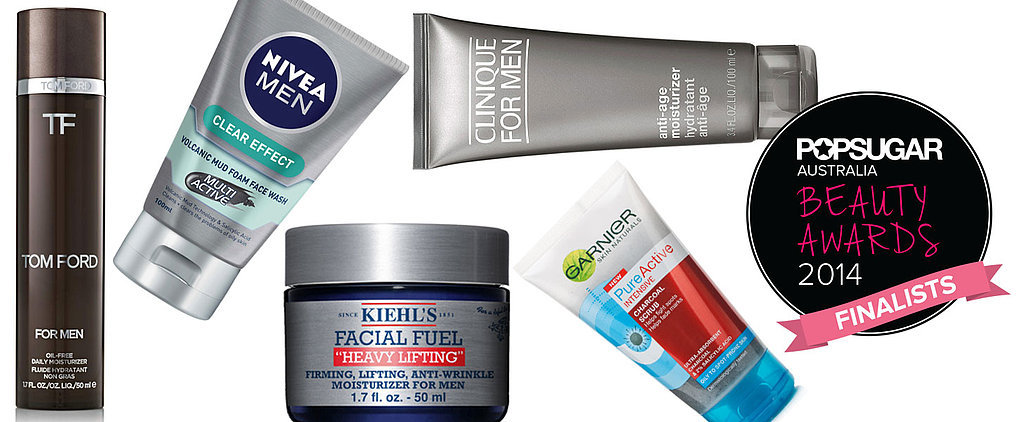 POPSUGAR Australia Beauty Awards 2014: Vote For the Best Men's Face Product