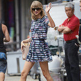 Taylor Swift Leaving The Gym; Body, Health and Fitness Tips