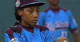 Here Are All 6 of Mo'ne Davis's Strikeouts From Wednesday Night