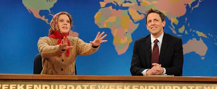 20 Times Kate McKinnon Made You Crack Up on SNL