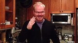 Watch Comedian Jim Gaffigan Talk About His Upcoming Book, Food: A Love Story