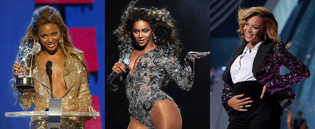 Beyoncé's Road to the MTV Vanguard Award Is Paved With Epic VMA Moments