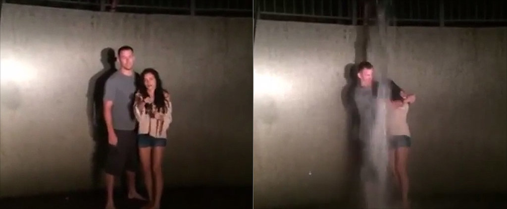 Only Channing Tatum Can Make the Ice Bucket Challenge Look Romantic