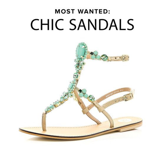 The Perfect Summer Shoes