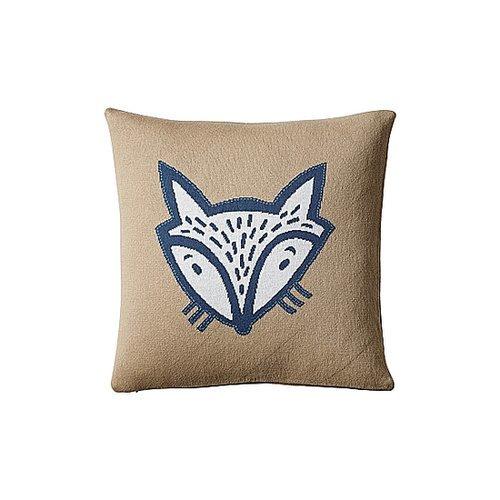 Fox Throw-Pillow Cover
