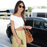 Lily Aldridge Just Stepped Out in the Outfit You Need Next Season