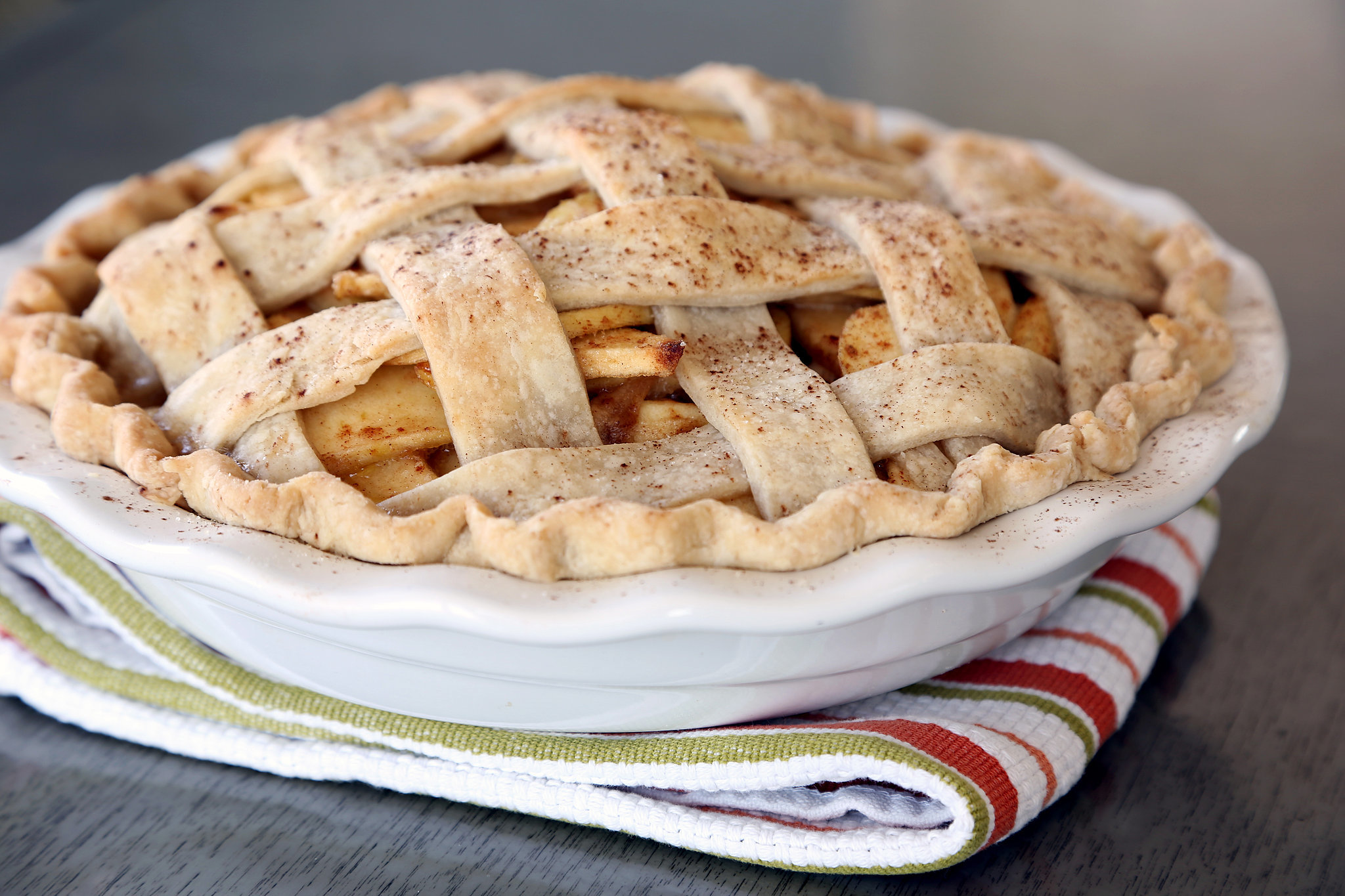 Apple Pie Recipe With Shortening | POPSUGAR Food