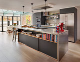 Kitchen of the Week: Industrial Design's Softer Side (8 photos)