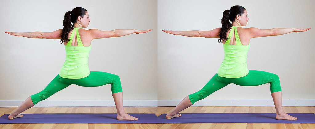 Transform Your Warrior 2 Pose With 1 Tip