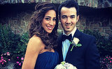 See Danielle Jonas's Pretty Bridesmaid Dress!