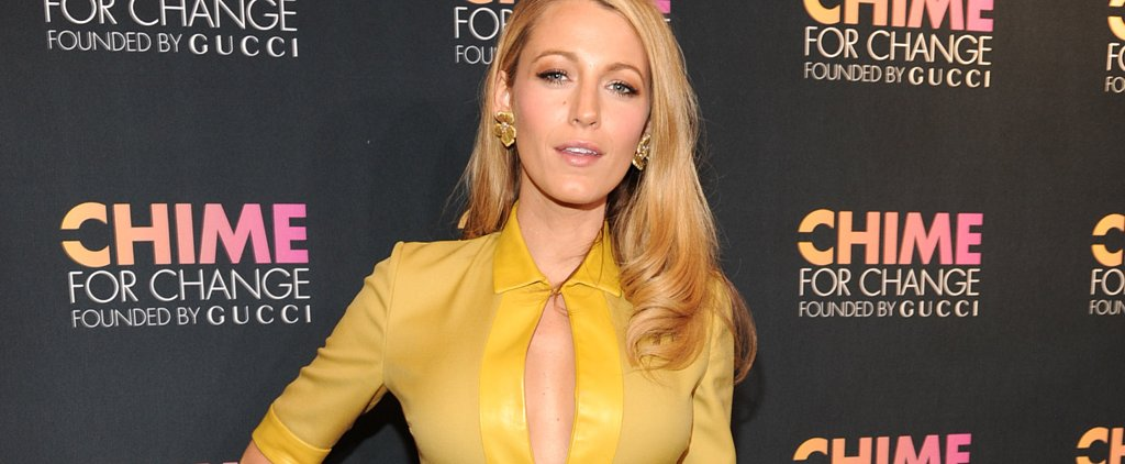 Hate the Gym? Take a Tip From Blake Lively