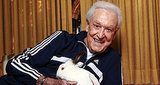 Stop What You're Doing and Watch Bob Barker Punch An Animal Hater