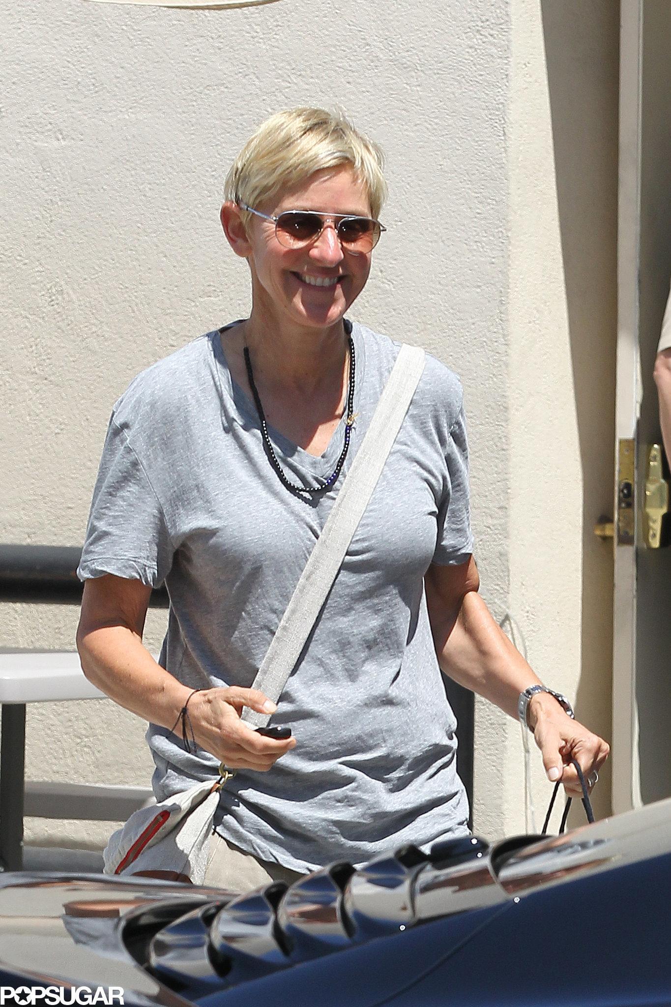 Ellen degeneres online shop
