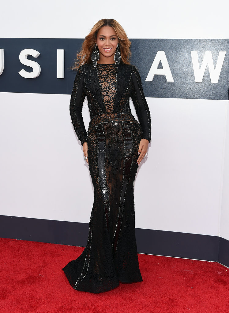 Beyoncé at the 2014 MTV VMAs