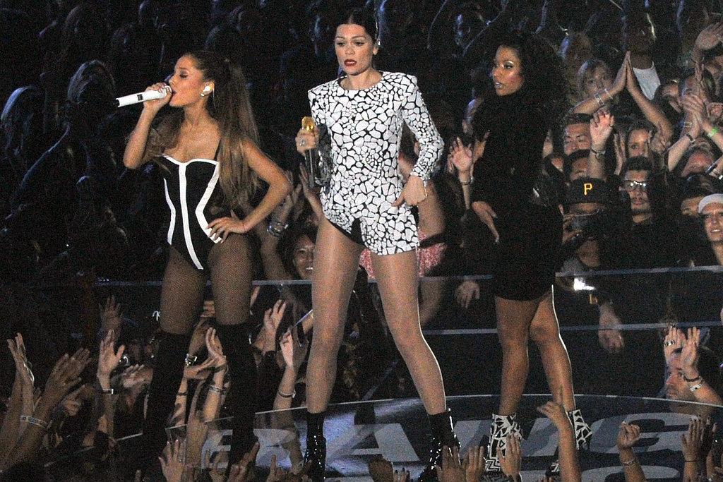 "Jessie J, Nicki Minaj, and Ariana Grande, ""Bang Bang"""
