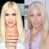 Gwen Stefani and Lady Gaga as Donatella Versace