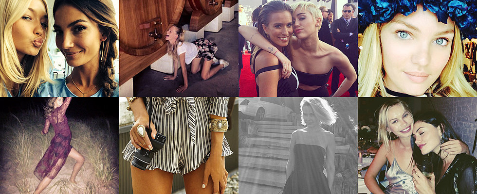 The Insta-Edit: BFFs Phoebe and Alexandra, a Model Wedding & So Much More