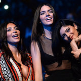 The Kardashians During Ferguson Tribute at the VMAs