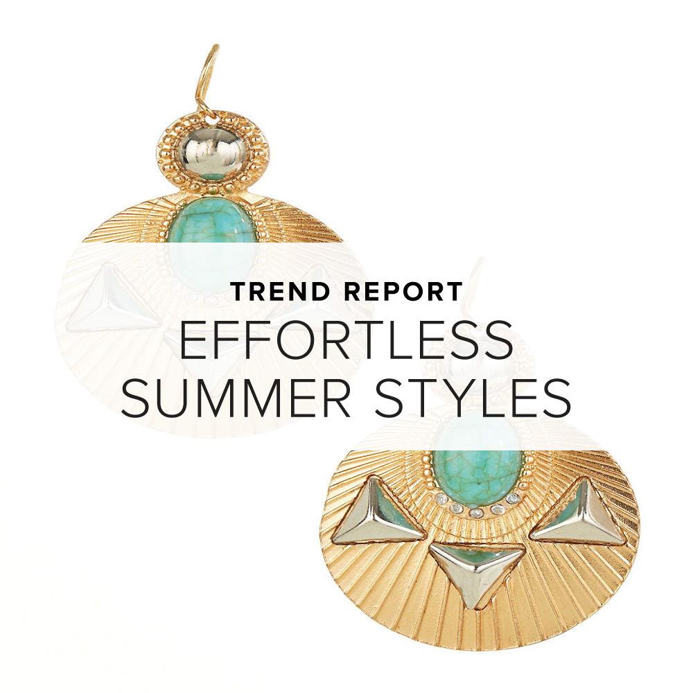 Shop Effortlessly Effortless Summer Styles