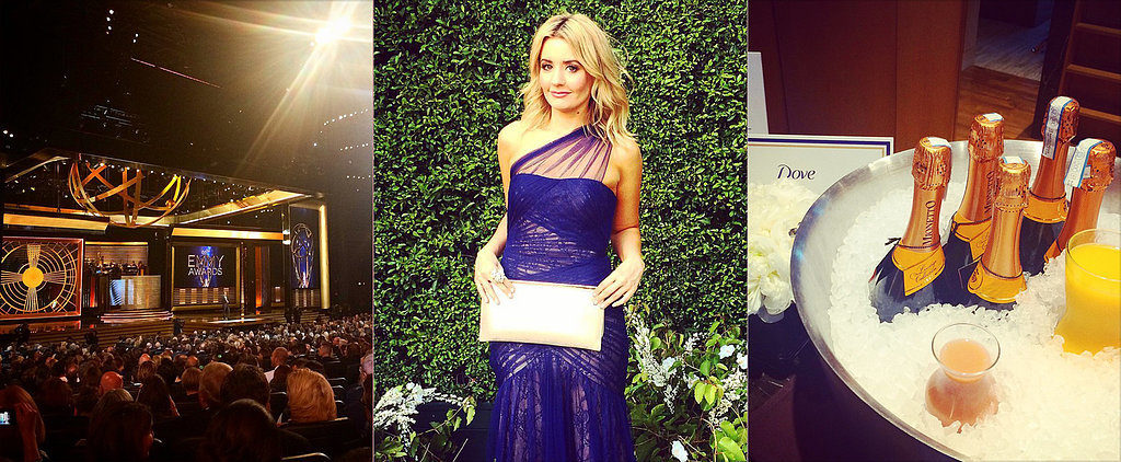 True Life: I Attended the Emmy Awards, and Here's What Happened . . .