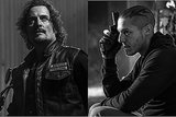 'Sons of Anarchy' Interview: Theo Rossi and Kim Coates Call Season 7 Full of 'Absolute Chaos, Adrenaline, Mayhem'
