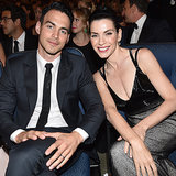 Julianna Margulies With Her Husband at the Emmys 2014