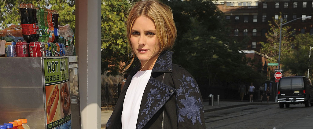 Olivia Palermo Is the First to Wear the New Marchesa Collaboration!