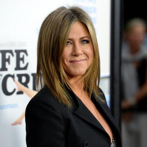 Jennifer Aniston at the Life of Crime LA Premiere   Pictures