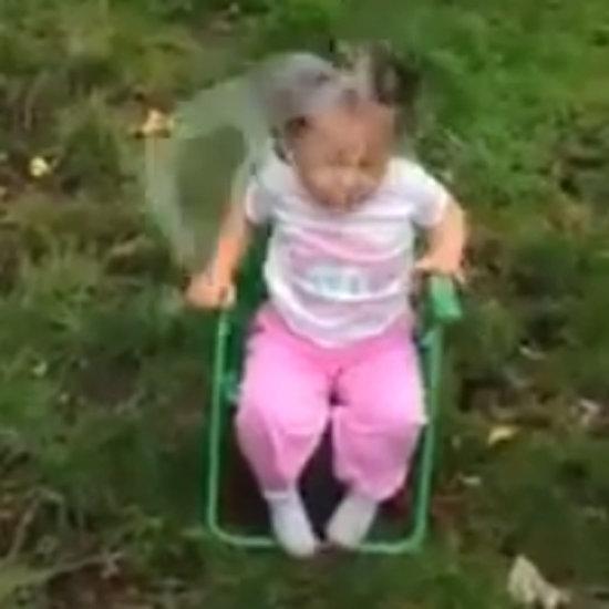 Hilarious Kid's Ice Bucket Challenge