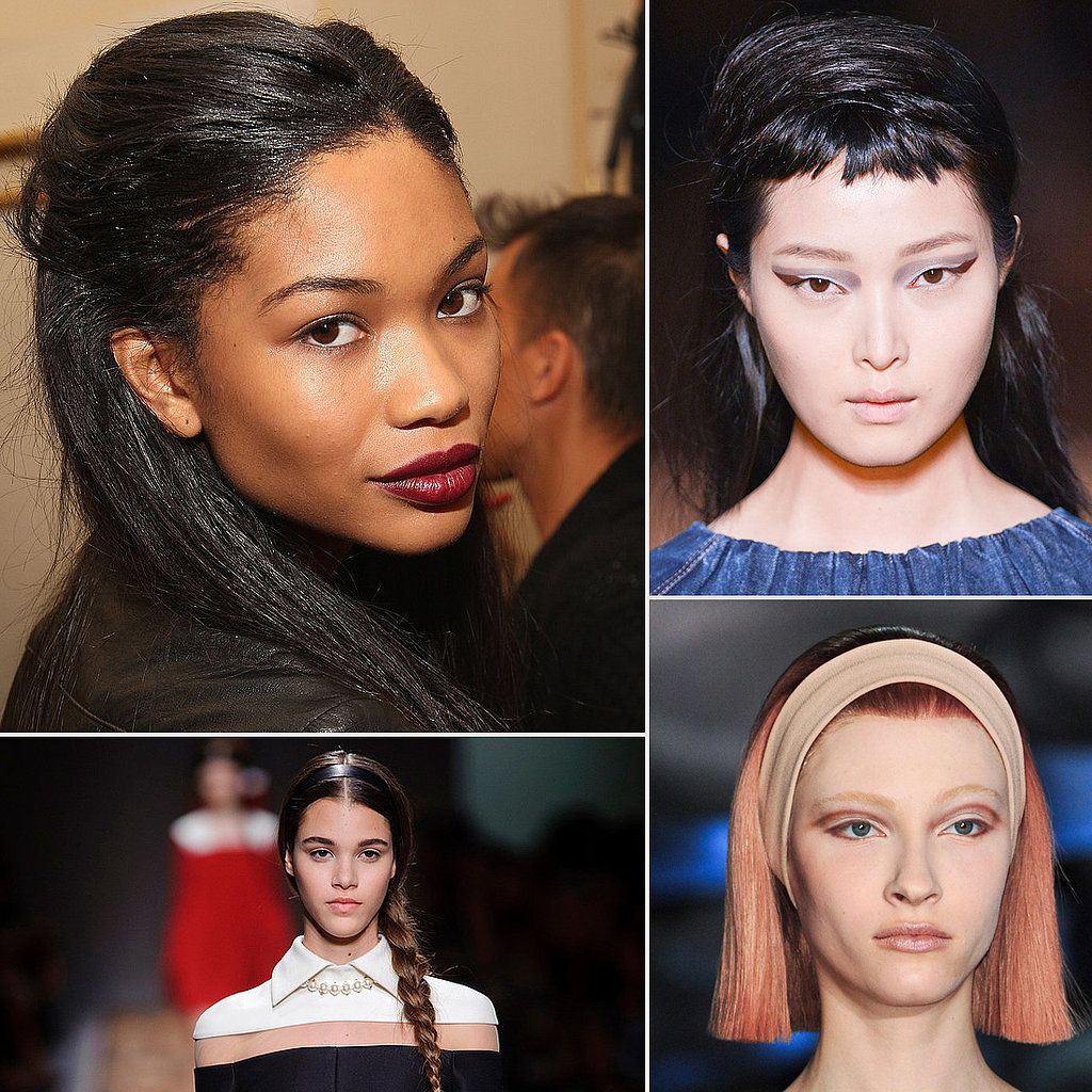 Brush Up on Historic Beauty Looks From Top Fashion Week Designers