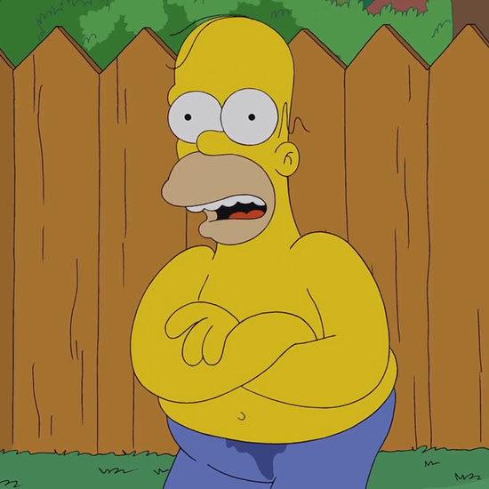 Homer Simpson ALS Ice Bucket Challenge Video