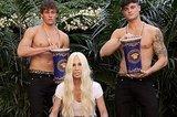 Donatella Versace Took The Ice Bucket Challenge