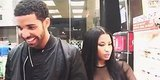 Here's Drake Buying Nicki Minaj Snacks, Because Their Friendship Is Adorable