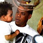 Whatever you do, do not joke about Blue Ivy's hair