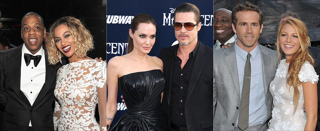 Surprise! Brad and Angelina Are the Latest Stars to Tie the Knot in Secret