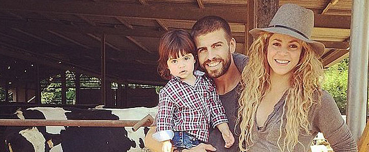 Shakira Is Pregnant With Her Second Child!