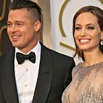 Brad Pitt & Angelina Jolie are married!