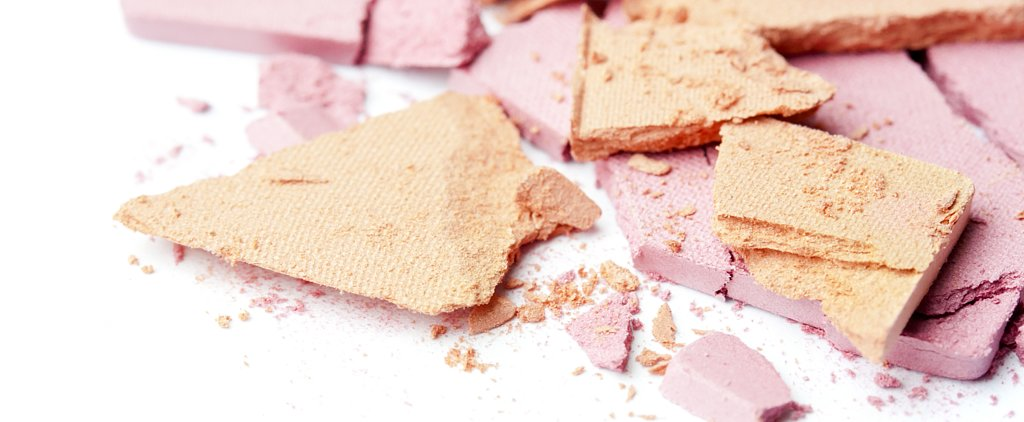 How to Salvage Your Broken Blush