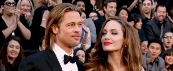 This Is How Angelina Jolie Wore Her Hair For Her Wedding . . .